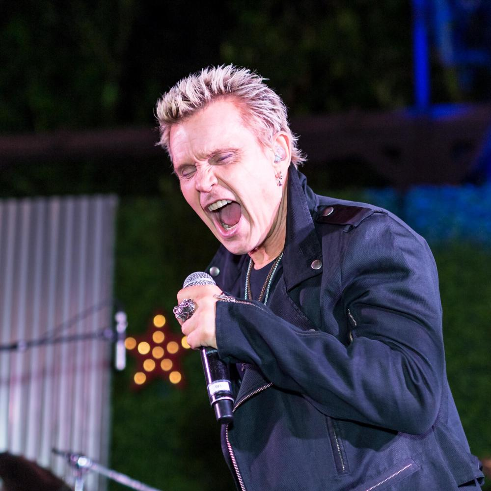 billy idol commercial 2020