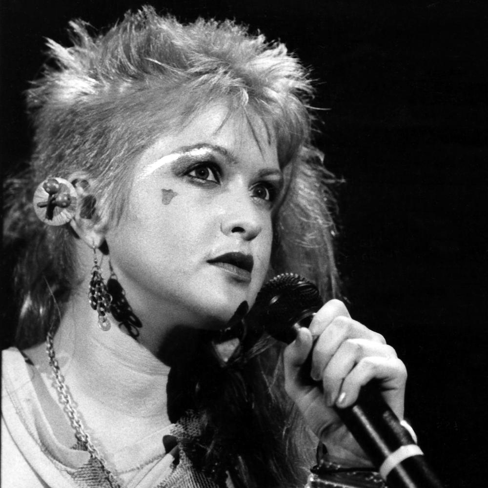 how old is cyndi lauper 66