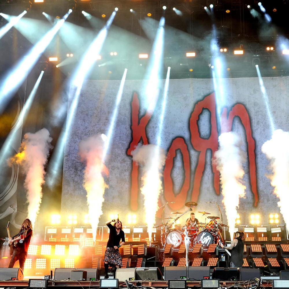 korn greatest hits 2008