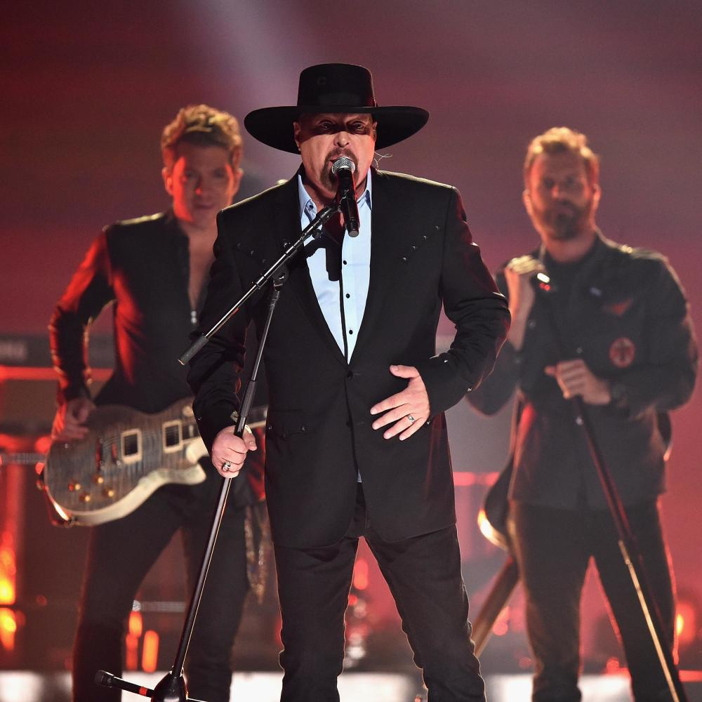john shearer wireimage getty images - Montgomery Gentry Merry Christmas From The Family