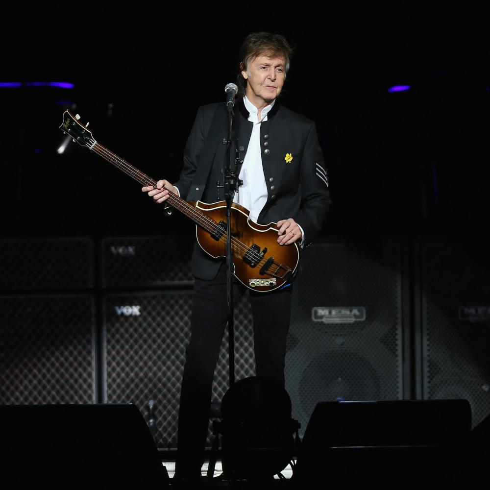 Paul McCartney C Don Arnold WireImage Getty Images