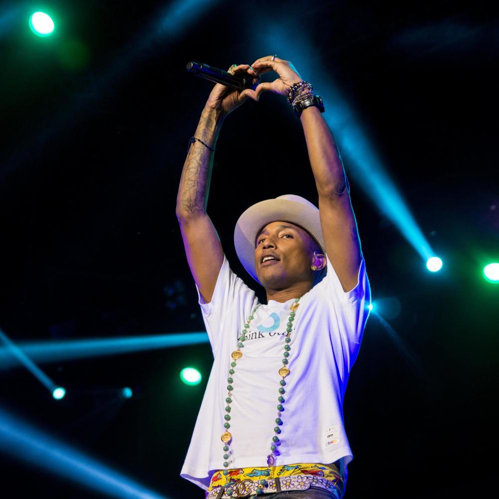 cc53d19a8 Pharrell Williams